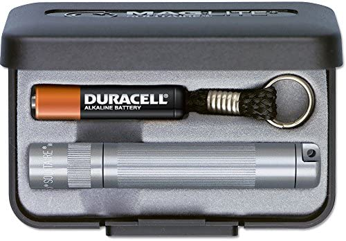 MagLite Solitaire 1-Cell AAA LED 37 Lumen Flashlight Pesentation Box