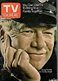 1976 TV Guide May 1-George Kennedy; Marion Ross-Happy Days; Mary Hartman