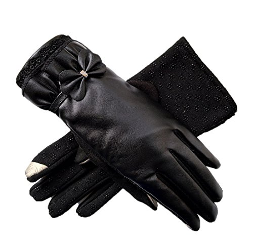 60s Black Leather - 2