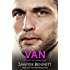 Van: A Cold Fury Hockey Novel (Carolina Cold Fury Hockey)