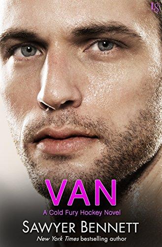 Van: A Cold Fury Hockey Novel (Carolina Cold Fury Hockey)