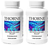 Thorne Research – Methyl-Guard Plus – 90 Vegetarian Capsules – 2 Pack