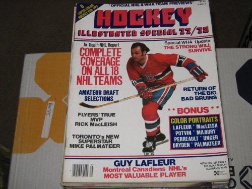 Hockey Illustrated Magazine 1977/1978 (Rick macLeish , Mike Palmateer , Guy LaFleur , Potvin , Unger , Dryden , Lafleur, December 1978)