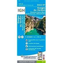 Gorges du Verdon / Moustiers-Ste-Marie / Lac de Ste-Croix 2016