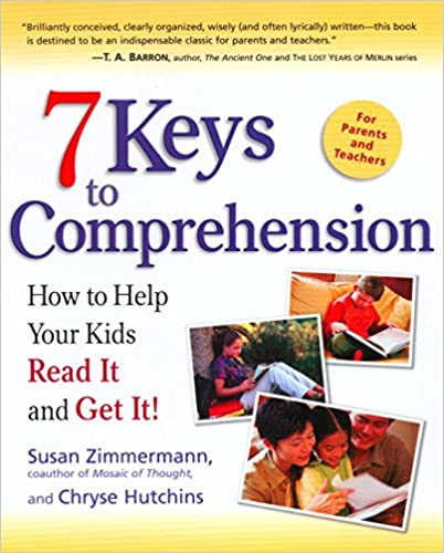 Amazon com: 7 Keys to Comprehension: How to Help Your Kids