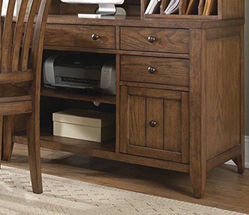 Liberty Furniture 382-HO121 Hearthstone Home Office Computer Credenza, 44