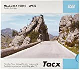 Tacx Real Life Mallorca Tour I DVD for Virtual Reality Trainer