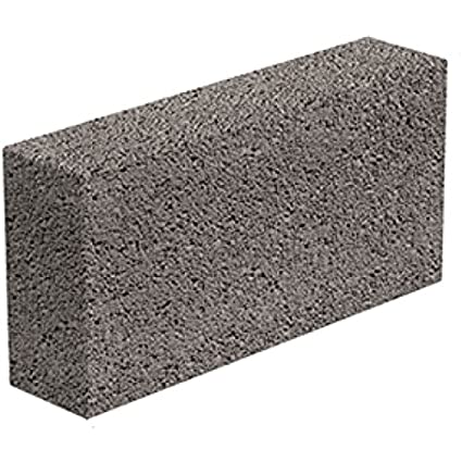 Solid Dense Concrete Blocks 7N 100mm (215x440x100mm) (65) Complete Build