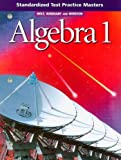 Algebra 1, Holt, Rinehart and Winston Staff, 0030648327