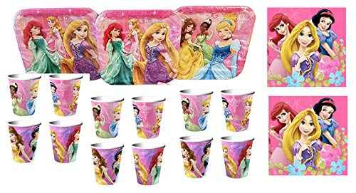 Disney Princess Party Pack. Contains 24 Disney Princess