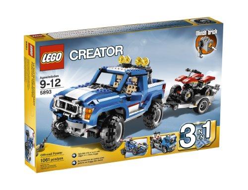 LEGO Offroad Power 5893 (Quad Bike Lego)