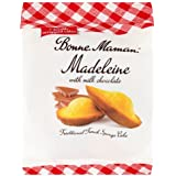 Bonne Maman Chocolate Madeleine Traditional French Sponge Cake, 210g