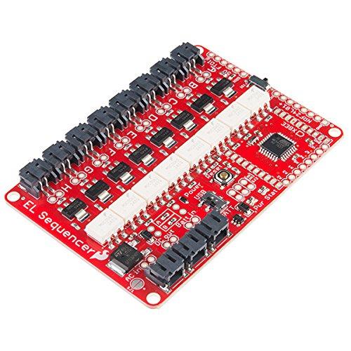 Sparkfun El Sequencer - El Wire Sequencer