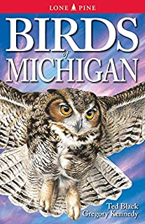 Book Cover: Birds of Michigan