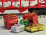 LIONEL Christmas Express Hopper & Presents O Gauge