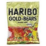 Hairbo of America Haribo Gold-Bears Gummi Snacks, 5 oz
