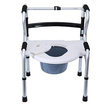 Amazon.com: Walkers Chunlan – Silla de inodoro para inodoro ...