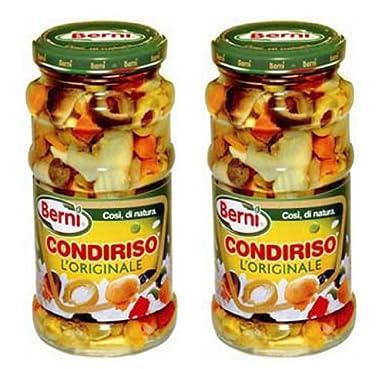 Berni Condiriso el original (vegetales marinados) para risotto o cualquier paquete de plato de arroz 2: Amazon.es: Alimentación y bebidas