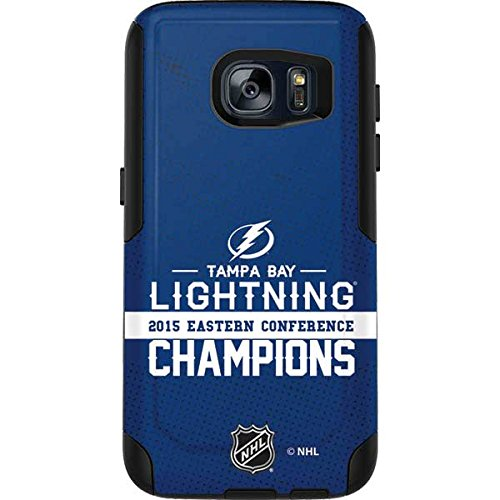 NHL Tampa Bay Lightning OtterBox Commuter Galaxy S7 Skin - Tampa Bay Lightning 2015 Eastern Conference Champions by Skinit