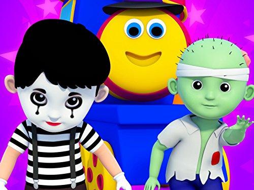 Bob The Train - Hello It's Halloween -