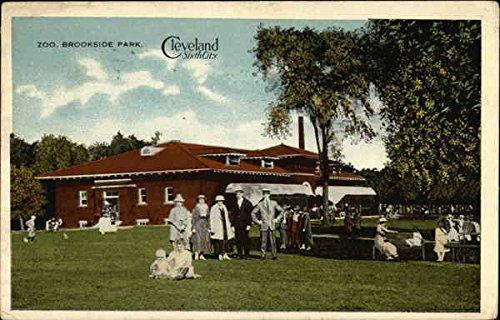 Park Cleveland, Ohio Original Vintage Postcard ()