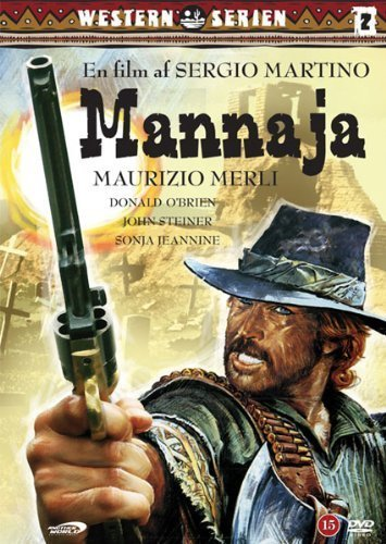 Amazon Com Mannaja A Man Called Blade Uncut Spaghetti Western Movies Tv