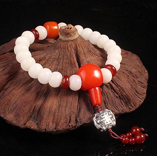 winters-secret-natural-bodhi-root-bead-silver-amulet-bat-pattern-pendant-bracelet-red
