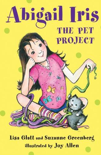 Abigail Iris: The Pet Project ebook