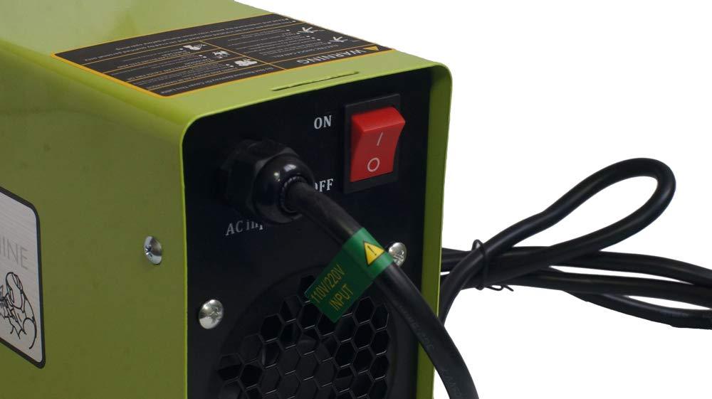 DC 200A ARC MMA IGBT Pantalla Digital LCD Hot Start Soldadora DC Inverter Soldador 200 AMP Rod Anti-Stick 220V, 230V, 240V Paquete Completo: Amazon.es: ...