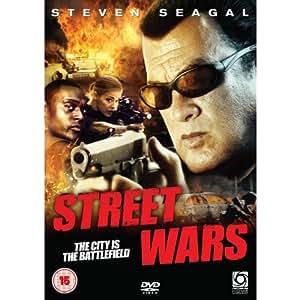 Amazon.com: Street Wars [Region 2 UK DVD] Steven Seagal ...