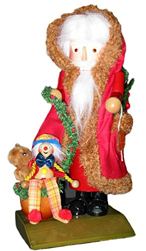 Retired Signed Karla Steinbach *Good Old Santa* Nutcracker