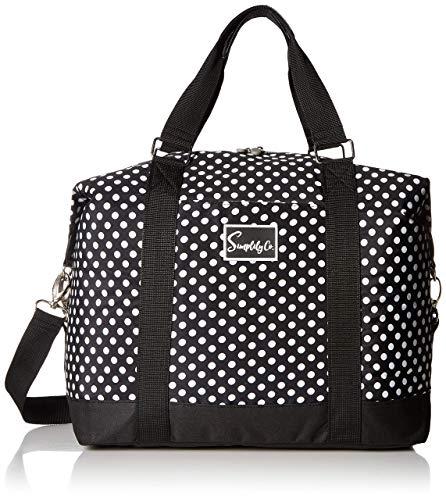 16 Tote - Travel Weekender Overnight Carry-on Shoulder Duffel Tote Bag (8