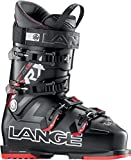 Lange RX 100 L.V. Ski Boot Men's Black/Red 25.5