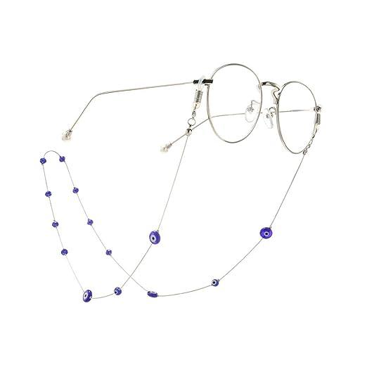 QinWenYan Gafas De Cadena Soporte para Gafas Gafas de Gafas ...
