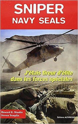 Book Sniper : Navy seals, tireur d'elite dans les forces spéciales