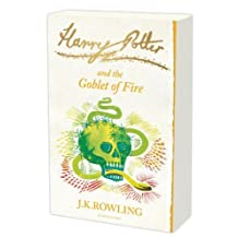 Harry Potter and the Goblet of Fire (Harry Potter Signature Edition) by J. K. Rowling (1-Nov-2010) Paperback