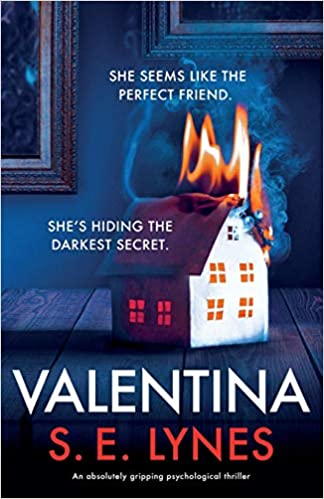 Amazon com: Valentina: An absolutely gripping psychological