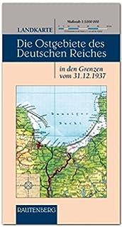 Alte Karte Deutschland 1940.Historische Karte Deutschland Großdeutsche Reich Mit Gaugrenzen