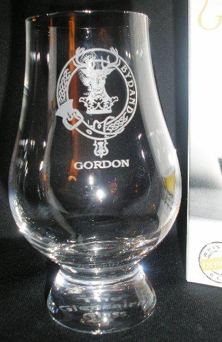 Clan Gordon Glencairn Single Malt Scotch Whisky Tasting Glass