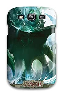 Tpu Shockproof/dirt-proof Magic The Gathering Cover Case For Galaxy(s3)