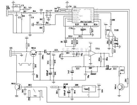 Motion Sensor Schematic Diagram