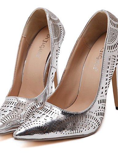 us8 GGX Frühling Fashion Pumpe Basic Schuhe eu39 Damen Stiefel spitz Herbst NEUHEIT Sommer 5 winterheels cn40 Gladiator silver 5 uk6 BSB6wq
