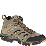 Merrell Men's Moab Ventilator Mid Hiking Boot,Walnut,11 M US