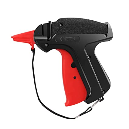 5fb3e5cfd8c8 Amazon.com : CINOTON Clothes Tagging Gun, Price Tag Gun with 1500 ...