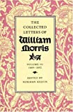 The Collected Letters of William Morris : 1889-1892, Morris, William, 0691066019
