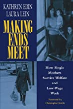 Making Ends Meet: How Single Mothers Survive Welfare and Low-Wage Work (European Studies)