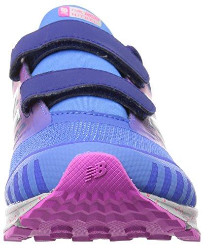 New Balance Kentrv3y, Zapatillas de Running Unisex Niños Azul (Blue/pink)