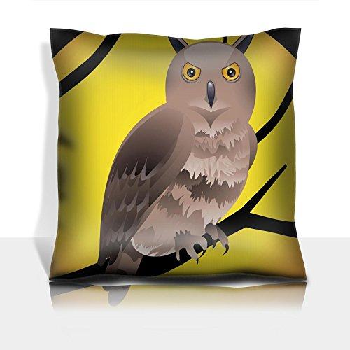Liili Throw Pillowcase Polyester Satin Comfortable Decorative Soft