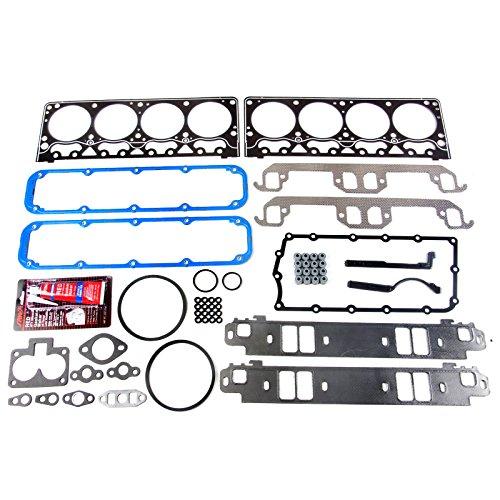 ECCPP Replacement for Head Gasket Set for 99-01 Dodge Ram 1500 5.2L V8 OHV VIN Y 12V Engine Head Gaskets Kit