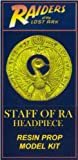 Raiders of the Lost Ark Headpiece to the Staff of Ra Prop Model Kit